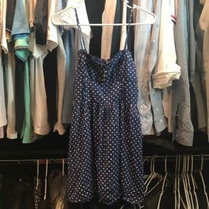 Cute h&m mini dress. Could wear day and night.